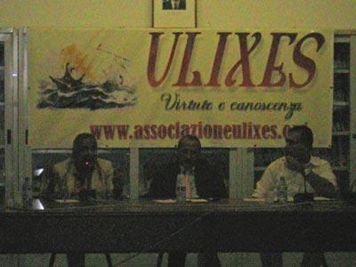 Incontro Ulixes a Soverato