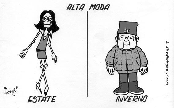 Alta Moda. Estate Inverno