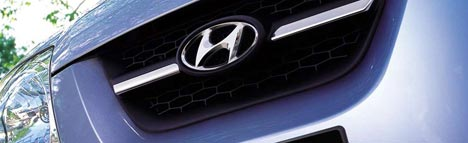 Frontale Hyundai Atos Prime