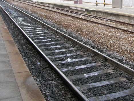 Binari delle Ferrovie dello Stato