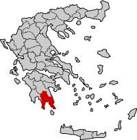 Cartina Grecia