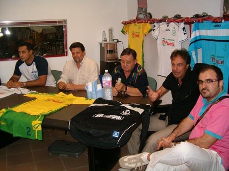 Flash conferenza stampa Montepaone Calcio