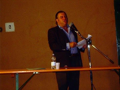 Michele Drosi sindaco di Satriano