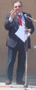 Foto del sindaco di Satriano Michele Drosi