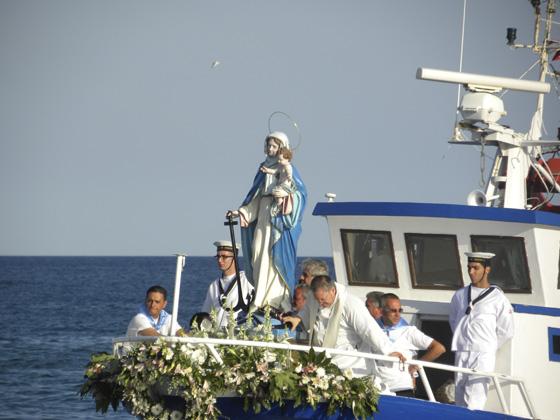 Madonna a mare - Soverato