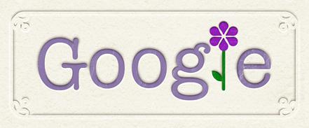 Doodle Google Festa della Mamma 2011