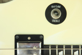 Les Paul Rhythm and Treble switch