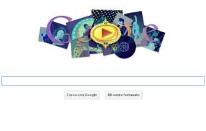 Google Doodle Freddie Mercury
