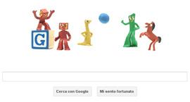 Art Clokey - Google Doodle