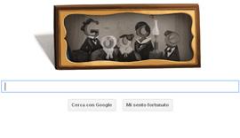 Google Doodle - Louis Daguerre