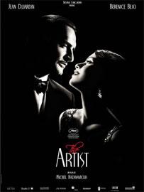 Locandina del film The Artist