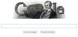 Google Doodle - Federico Fellini