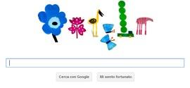 Google Doodle - Equinozio di primavera