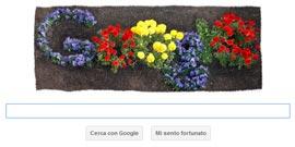 Doodle - Giorno della Terra 2012