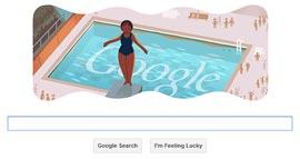 Google Doodle - Londra 2012 TUFFI