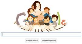 Clara Schumann - Google Doodle in occasione del 193° compleanno
