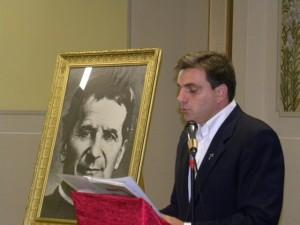 Don Gino Martucci, direttore Istituto Salesiano di Soverato (Cz)