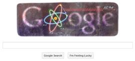Doodle - Niels Bohr