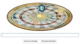 Google Doodle - Niccolò Copernico