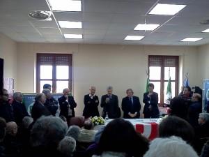 Da sinistra Soriero, Minniti, D'Alema, Drosi, D'Attorre