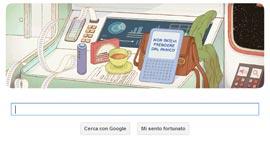 Google Doodle - Douglas Adams