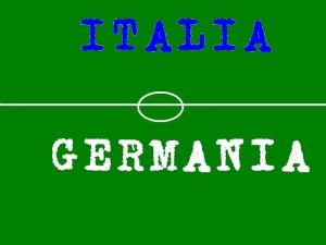 italia germania