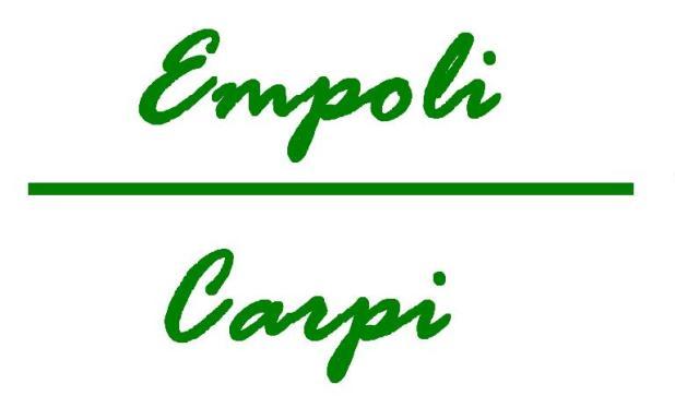 empoli - carpi