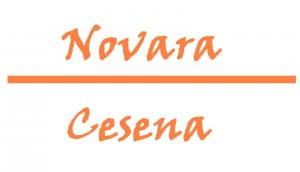 novara - cesena