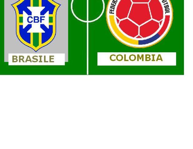 brasile vs colombia