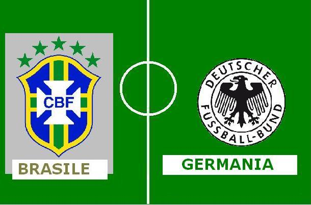 brasile vs germania