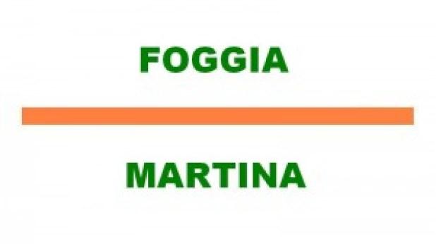 foggia - martina