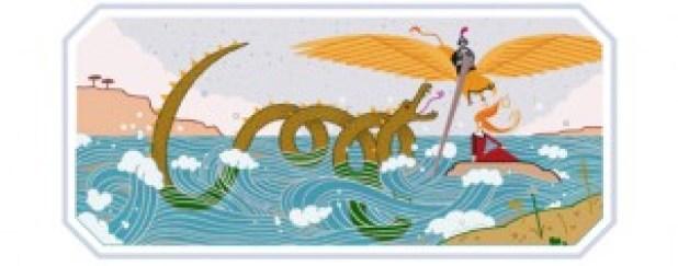 Ludovico Ariosto - Doodle 540°  anniversario nascita 8 settembre 2014