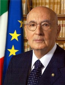 Presdente della Repubblica, Giorgio Napolitano - ritratto ufficiale - fonte Wikipedia