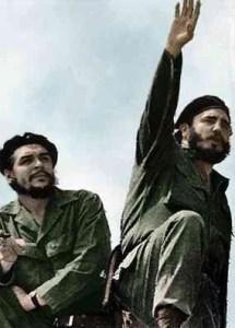 Che Guevara e Fidel Castro foto Di Alberto Korda - Museo Che Guevara, Havana Cuba, Pubblico dominio, https://commons.wikimedia.org/w/index.php?curid=6816919
