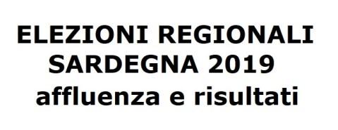 Elezioni Regionali Sardegna 2019 Affluenza E Risultati In Tempo Reale