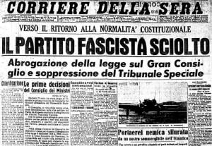 L'Italia si scopre antifascista