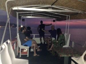 Alba Taxi Boat