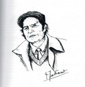 Autoritratto Giuseppe Fabiano