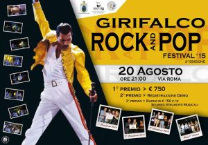 Il 20 agosto la seconda edizione del Girifalco Rock and Pop Festival