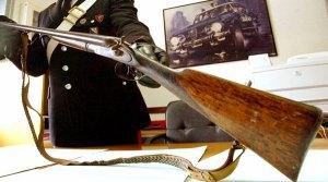Si esercitava al tiro a segno con fucile, denunciato minorenne