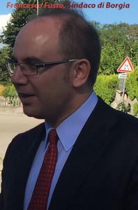 Fusto - sindaco di Borgia