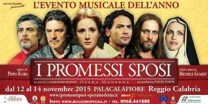 """Reggio Calabria – Grande attesa per l'Opera Musicale """"I Promessi Sposi"""""""