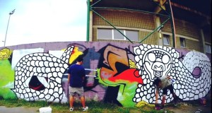 VIDEO | Soverato – Arte e graffiti allo stadio comunale