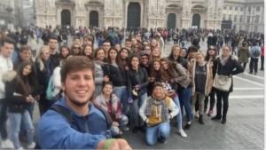 """Gli studenti dell'Istituto """"Calabretta"""" di Soverato all'EXPO 2015"""