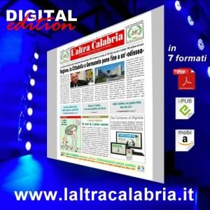 Il giornale L'altra Calabria – Numero di Dicembre 2015