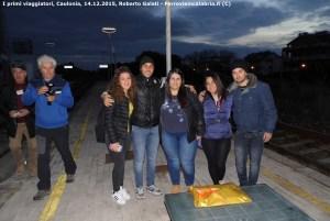 Nuovo orario FS 2015-2016: Caulonia riparte per Reggio Calabria. In treno!