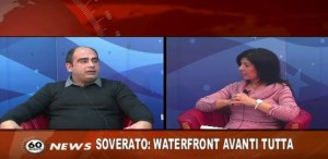 "VIDEO | Soverato – A ""60 News"" si parla di waterfront e punteruolo rosso"