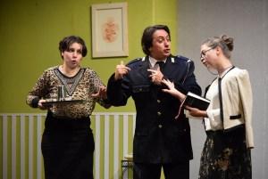 """Lamezia Terme – Non delude le attese la commedia """"L'onorevole Pietro La Monta"""""""
