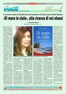 L'avvocato-giornalista Rossella Paone alla sua terza opera letteraria