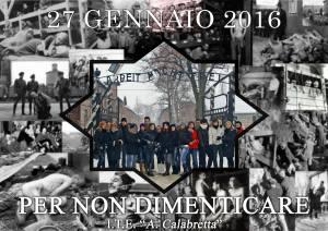 """La """"Giornata della Memoria"""" all'ITE Calabretta di Soverato"""